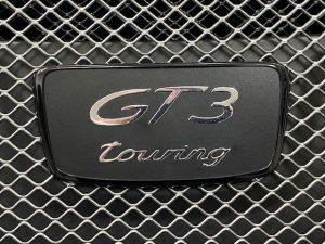 ポルシェGT3ツーリングラッピングロゴ